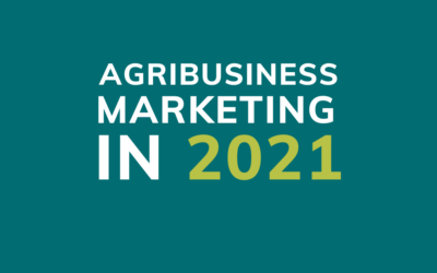 A shake up to marketing for agribusiness likely to continue into 2021