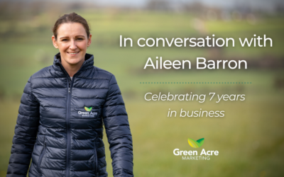 In conversation with Aileen Barron – Celebrating 7 years in business